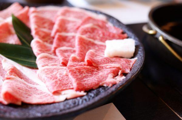 ふるさと納税ですきやき肉
