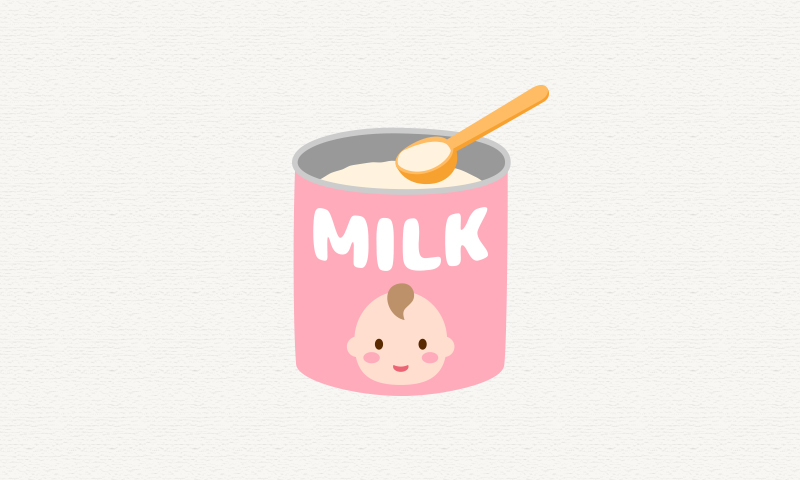 赤ちゃんのミルクを少しでも安くお得に購入して節約する方法