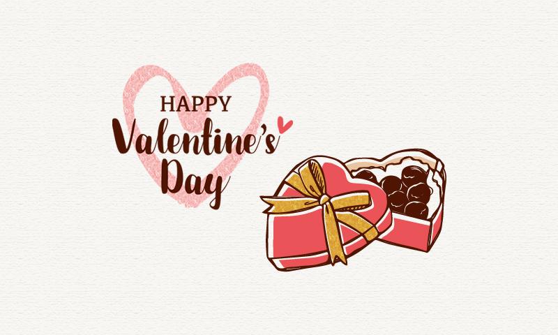 バレンタインのチョコレートを安く済ます方法